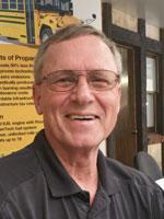 Cecil Davis Salesman for Montana region